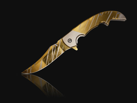 AimersAttack - Falchion Knife Tiger Tooth - Real CS GO Knives