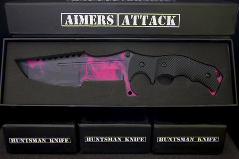 AimersAttack - Huntsman Knife Doppler Phase II - Real CS GO Knives