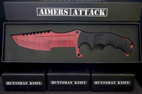 AimersAttack - Huntsman Knife Slaughter - Real CS GO Knives