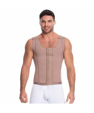 09017 - Abdomen-Reducing Girdle Vest (SHAPER VEST)