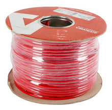 13AWG TINNED HEAVY DUTY HOOK UP CABLE - 100M RED