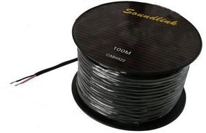 TWISTED PAIR DROP CABLE 100m Roll