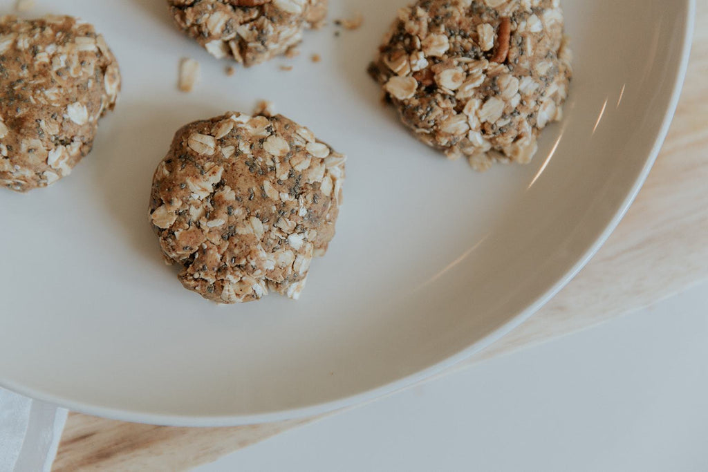Easy Chocolate Chip No-Bake Lactation Cookies
