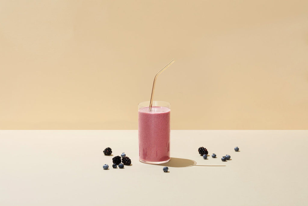 Berry Lactation Boosting Smoothie