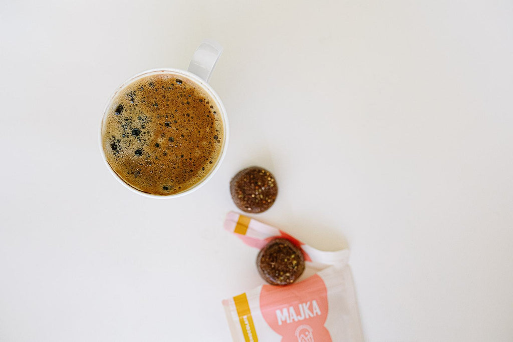 Majka Booster Bulletproof Coffee