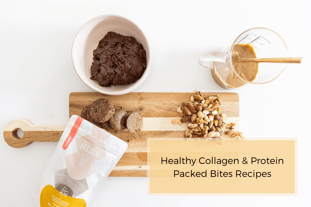 Healthy Collagen + Protein Packed Bites Recipes