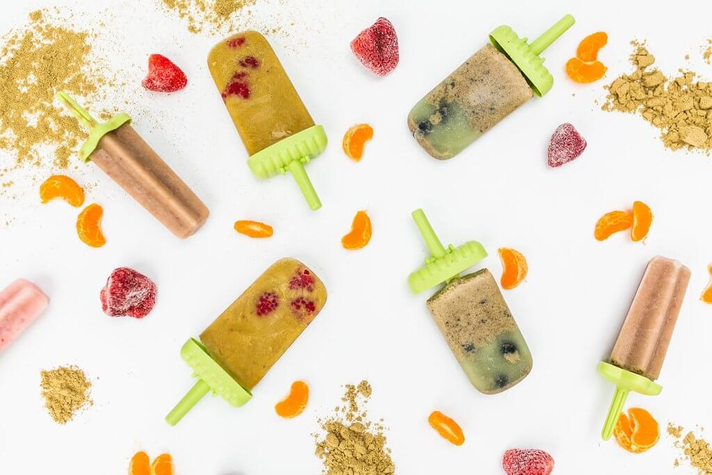 Majka Summer Fruit Popsicle Recipe