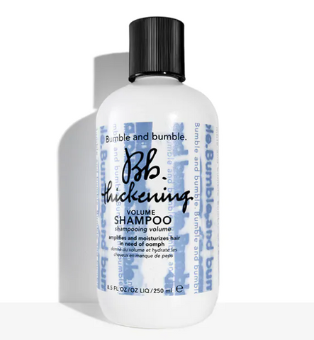 bumble and bumble hair thickening shampoo