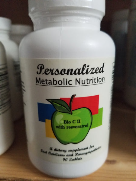 Bio C II with Resveratrol   VITAMIN C