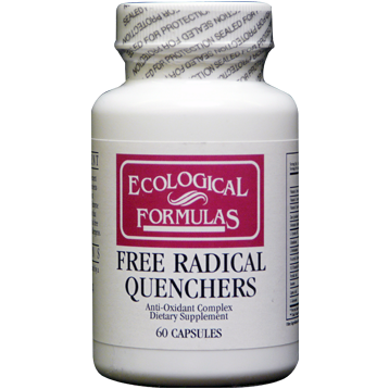 Free Radical Quenchers 60 caps Antioxidant Complex