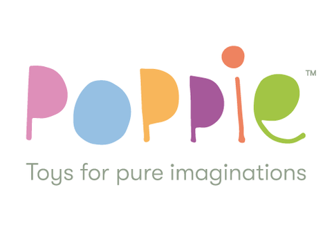 Poppie Toys Rattan Toys for Children