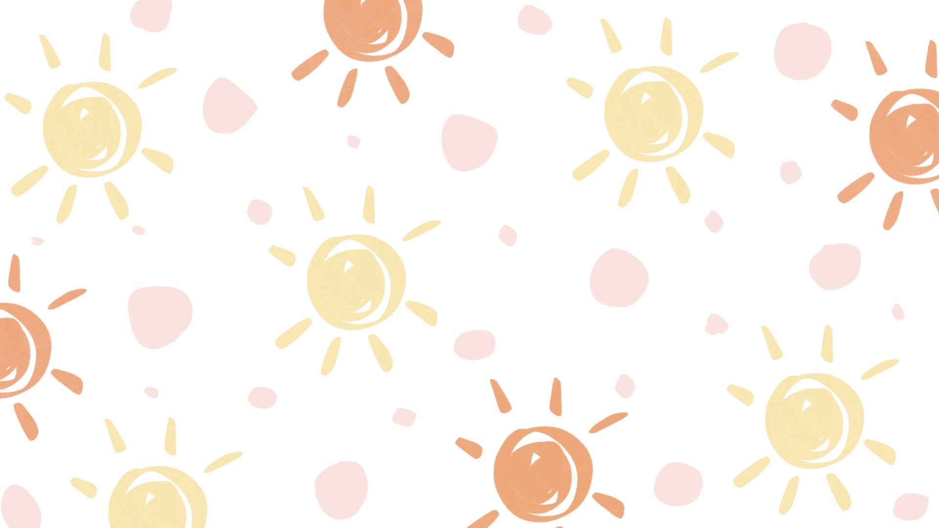 Sunshine Zoom Background