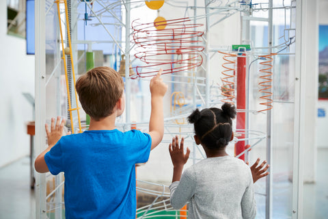 Visit a museum for a kid-friendly spring break activity