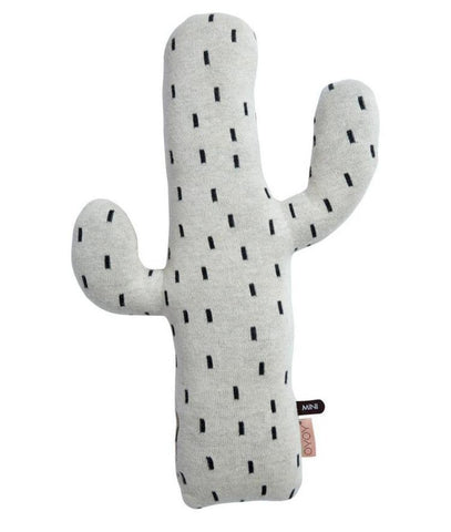 Large Cactus Cushion - Offwhite