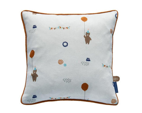 Happy Circus Cushion