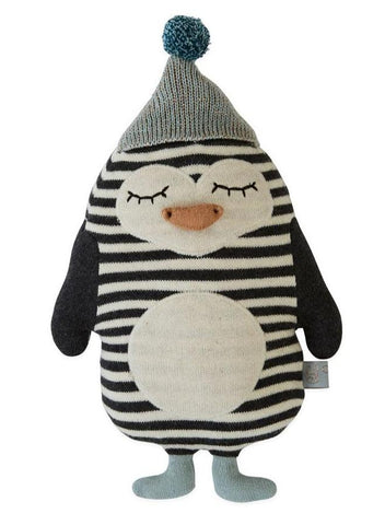 Darling Cushion in Baby Bob Penguin
