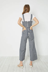Sailor Jumpsuit Salty Stripe from Rollas - Bohemian Mama