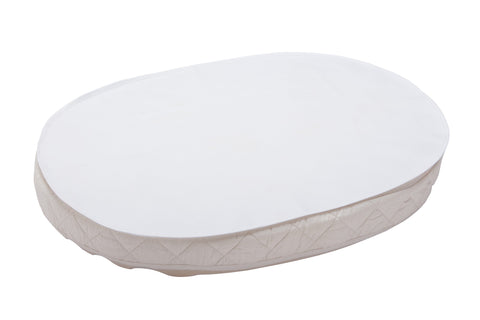 Stokke Sleepi Mini Protection Sheet Oval White