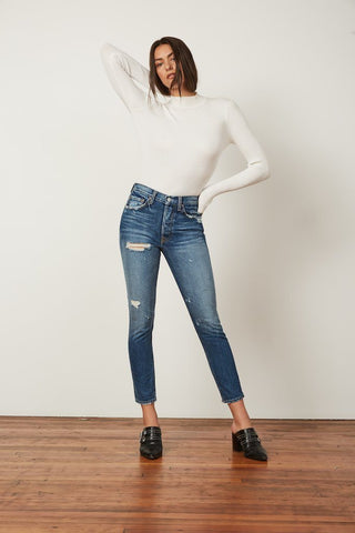 The Billy High Rise Skinny Mame