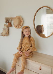 Dress - Sunset | Bohemian Mama Littles - Kids' Clothing