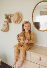 Load image into Gallery viewer, Dollie Headband, Top & Legging - Sunset | Bohemian Mama Littles - Kids' Toys - Doll Clothing