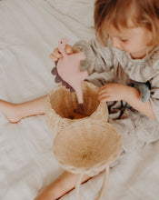 Load image into Gallery viewer, Rattan Egg Basket | Olli Ella - Kids Toys and Storage