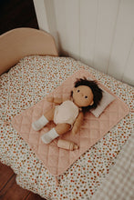 Load image into Gallery viewer, Olli Ella Strolley Bedding Set - Rose | Doll Strolley & Accessories
