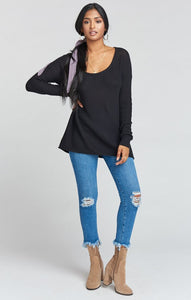 Soho Zip Up Skinnies - Vintage Rain - Bohemian Mama