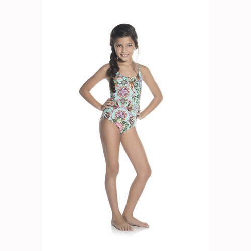 Amazonia Triangle One-piece - Bohemian Mama