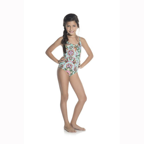 Amazonia Triangle One-piece