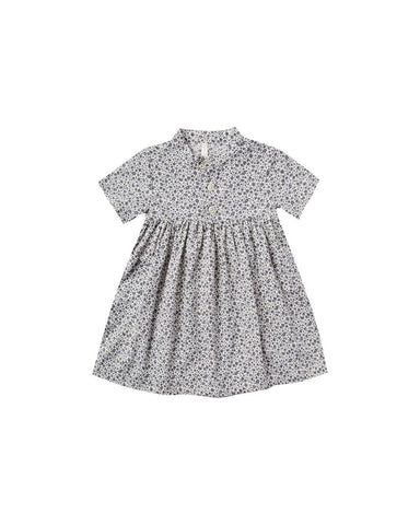 Girls Flower Fields Esme Dress - Ivory