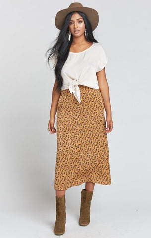 Sharon Skirt by Show Me Your Mumu