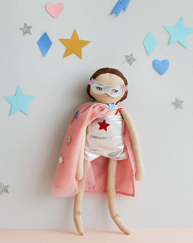 Superhero Dolly Dress Up
