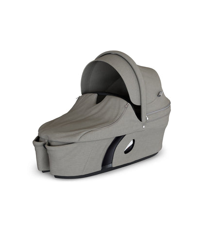 Stokke Xplory Carry Cot Brushed Grey