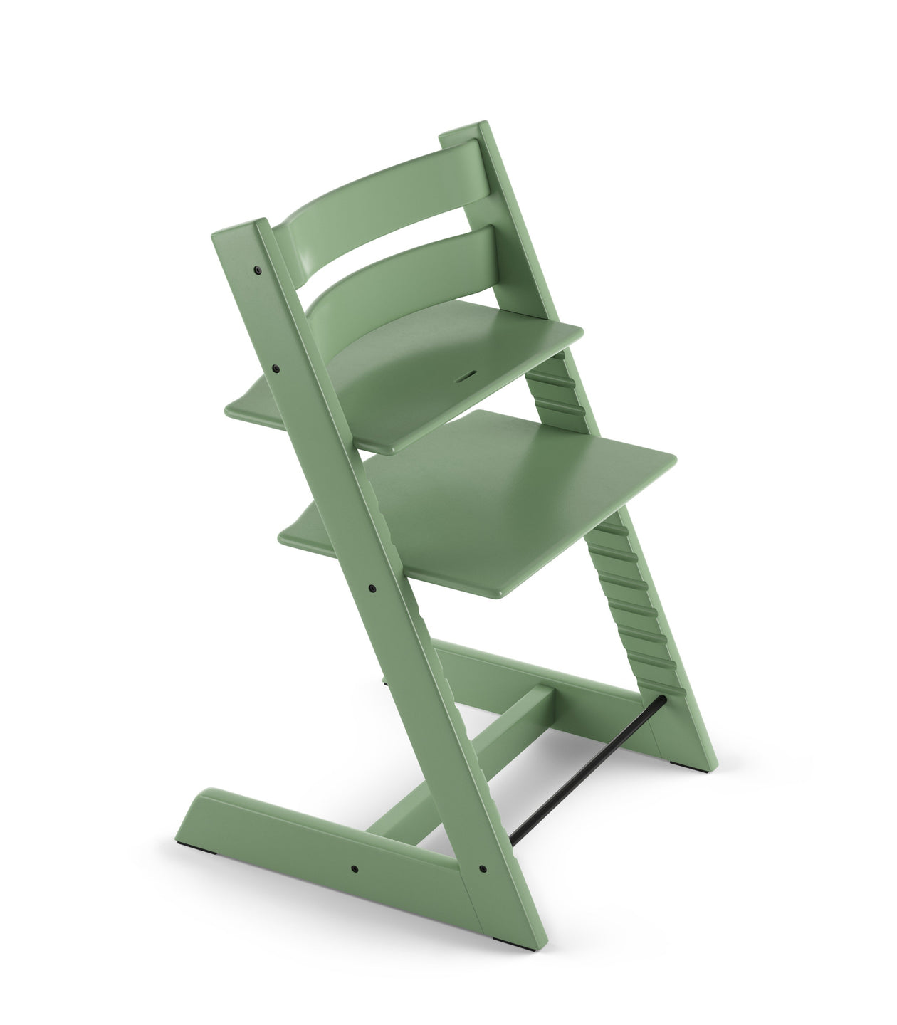 tripp trapp chair moss green