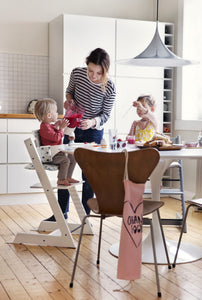 Tripp Trapp highchair family
