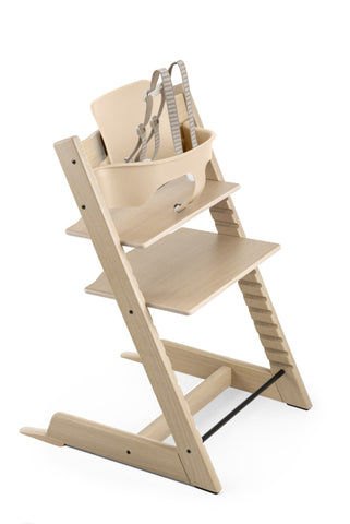 Presale: Tripp Trapp Bundle High Chair Oak Natural