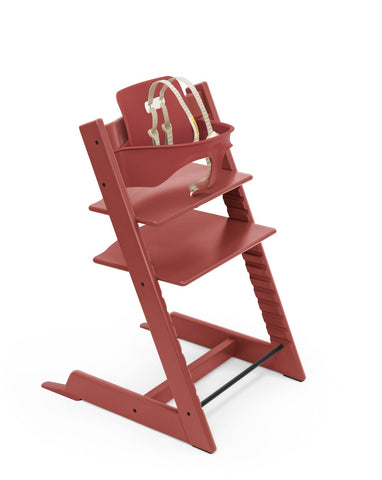 Presale: Tripp Trapp High Chair Warm Red