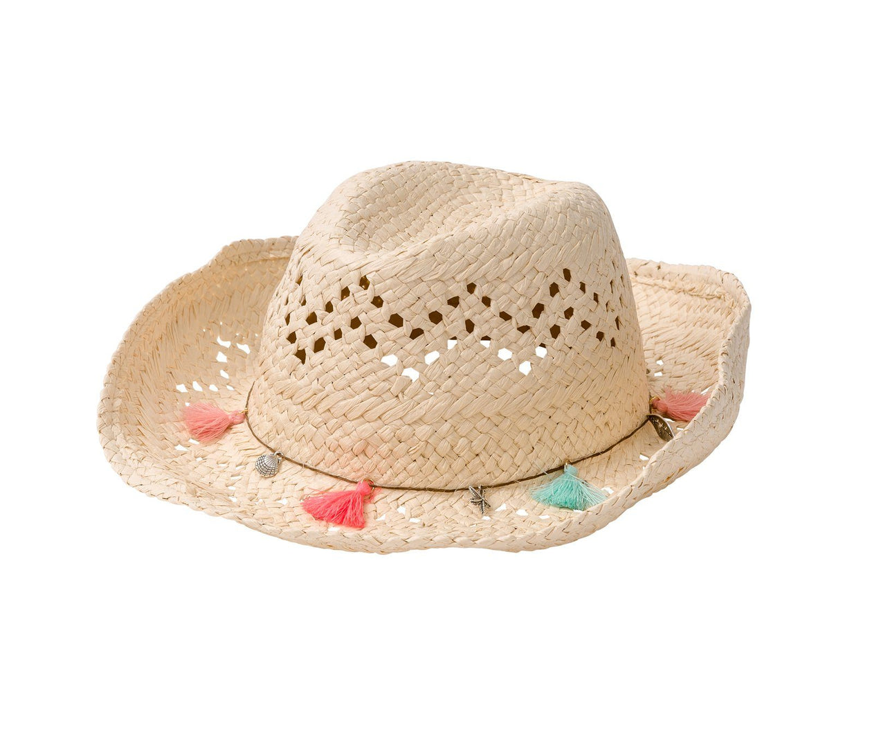 Tassel Cowgirl Sunhat by Snapper Rock