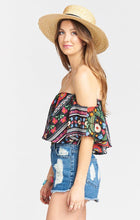 Load image into Gallery viewer, Nica Ruffle Top by Show Me Your Mumu