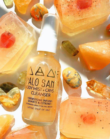 Palo Santo / Body + Crystal Cleanser