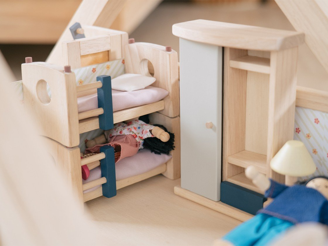 Load image into Gallery viewer, Children's Room - Orchard | PlanToys - Pretend Play & Dollhouse Accessories
