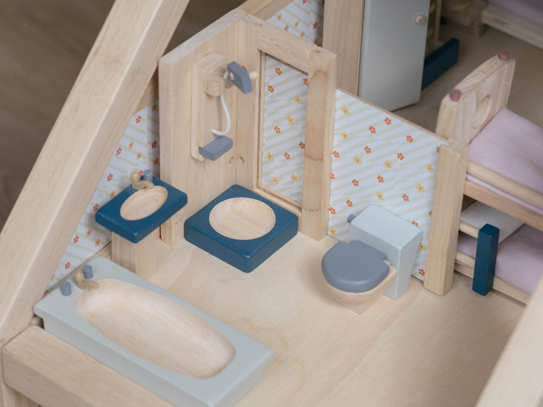 Bathroom - Orchard | PlanToys - Pretend Play & Dollhouse Accessories