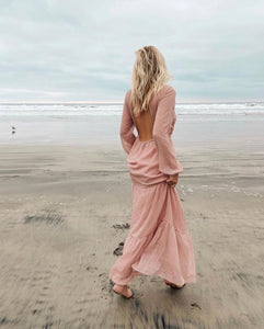 minkpink be someone maxi dress