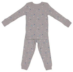 Shapes Long Sleeve Pajamas by Skylar Luna
