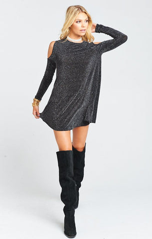 Teddy Tunic Dress by Show Me Your Mumu