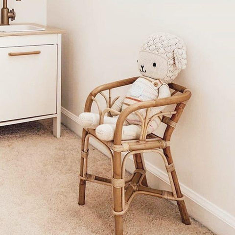 Poppie Doll High Chair
