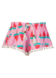 Watermelon Swim Shorts by Snapper Rock