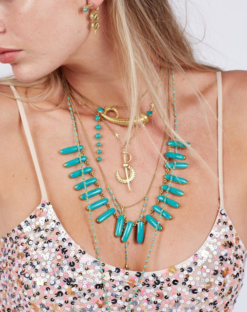 L'wren Necklace - Bohemian Mama