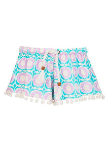 Kissy Fish Swim Shorts by Snapper Rock